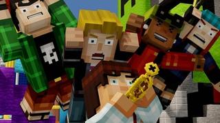 (MMD) TRUMPET [Minecraft: Story Mode]