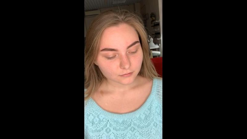 Видео от МК KUkLa Маникюр Ресницы Брови Солярий Саров