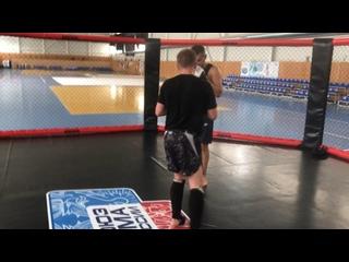 «Центр ММА» города Великие Луки kullanıcısından video