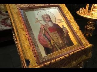 Праздничный перезвон на День Крещения Руси