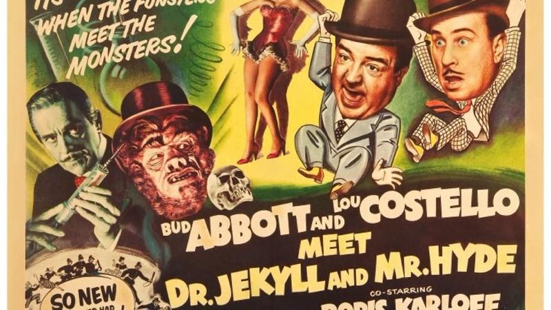 Эбботт и Костелло встречают доктора Джекилла и мистера Хайда 1953