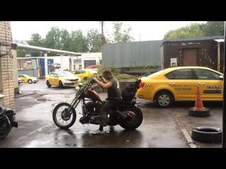 Vídeo de Харлей эврибади. Мотоциклы из Америки
