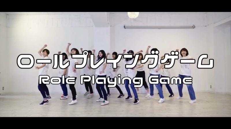 東海女子で ロールプレイングゲーム 踊ってみた 1080 x 1920 sm36301073