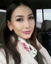 Жанара Абдиева
