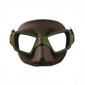 OMER Маска Zero3, цвет Olive, Mud силикон