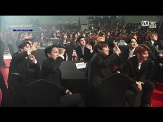 [CUT] 170222 EXO @ Gaon Chart Awards