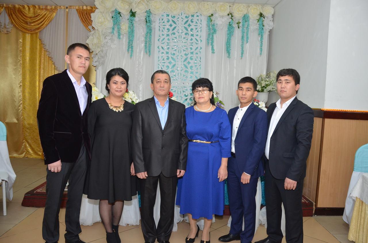 photo from album of Bahytgul Aryzgulova №1