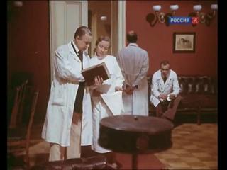 «Открытая книга» (1977) - социальная драма, реж. Виктор Титов