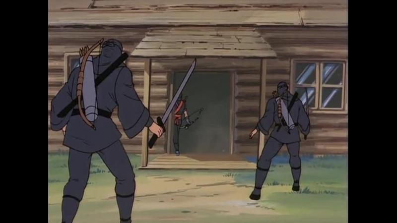 Рэмбо и Силы Свободы 20 серия на английском