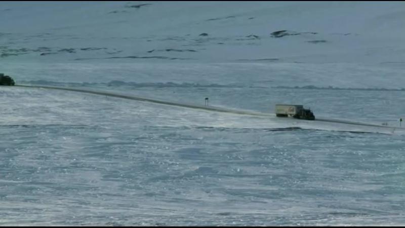 Ледовый Путь Дальнобойщиков 3 сезон 07 серия Плохая погода Wicked Weather