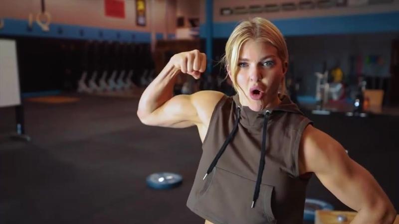 Brooke Ence CrossFit party