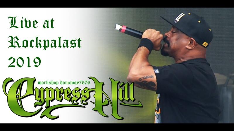 CYPRESS HILL Live at Rockpalast 2019
