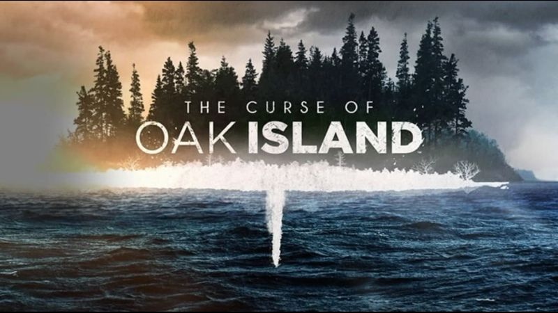 Проклятие острова Оук 8 сезон 25 серия Серебряный Спунер The Curse of Oak Island
