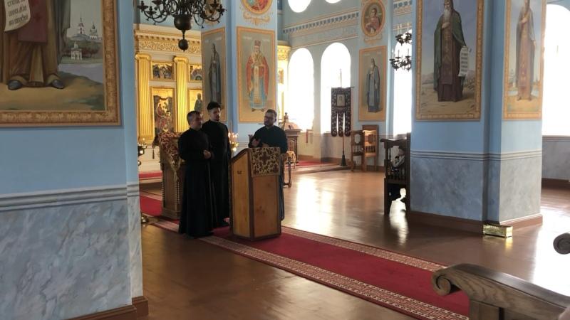 Видео от Храм Николая Чудотворца на ст Предпортовая
