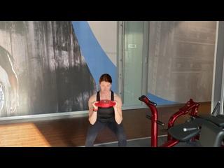 Видео от Планка Фитнес