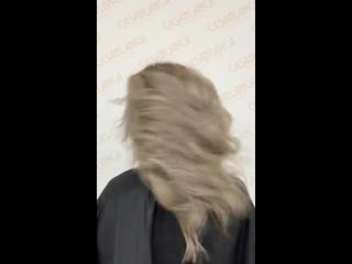 Тонирование волос Illumina color