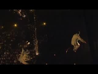 """Cirque du Soleil =Corteo= - """"Турник"""""""