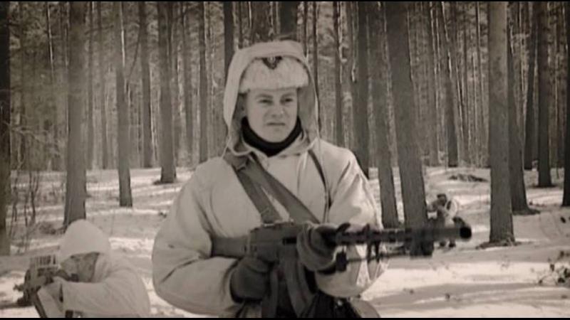 Десантный батя Уничтожение советскими разведчиками отряда финских солдат