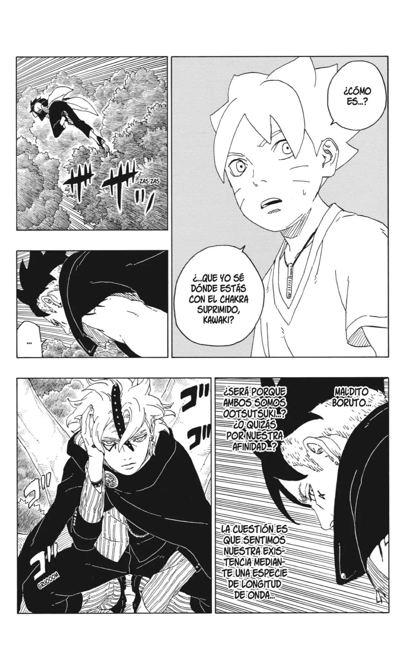 Boruto Manga Capitulo 61, image №39