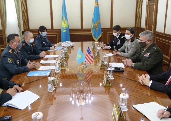 США фокусирует свое внимание на Казахстане