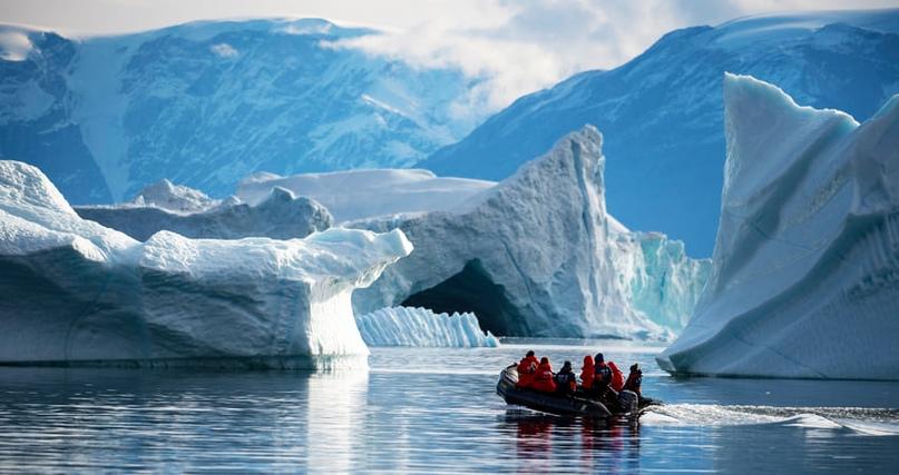 Беларусь построит парники в Антарктиде