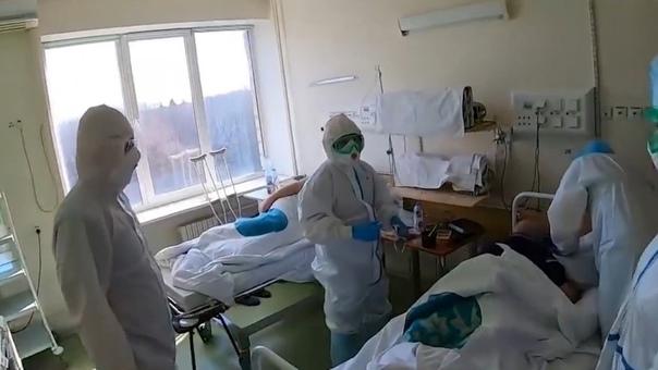 В ковид-центрах Бузулукской больницы работала выез...