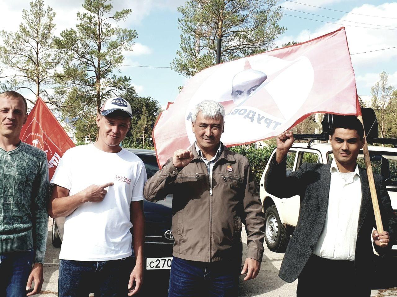 Знамя Победы - на Кремль!