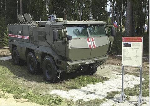 Военные Самарской области получат новую технику 🚘В...
