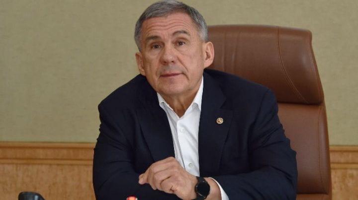 Минниханов поучаствует в открытии логистического центра на зеленодольском заводе имени Серго