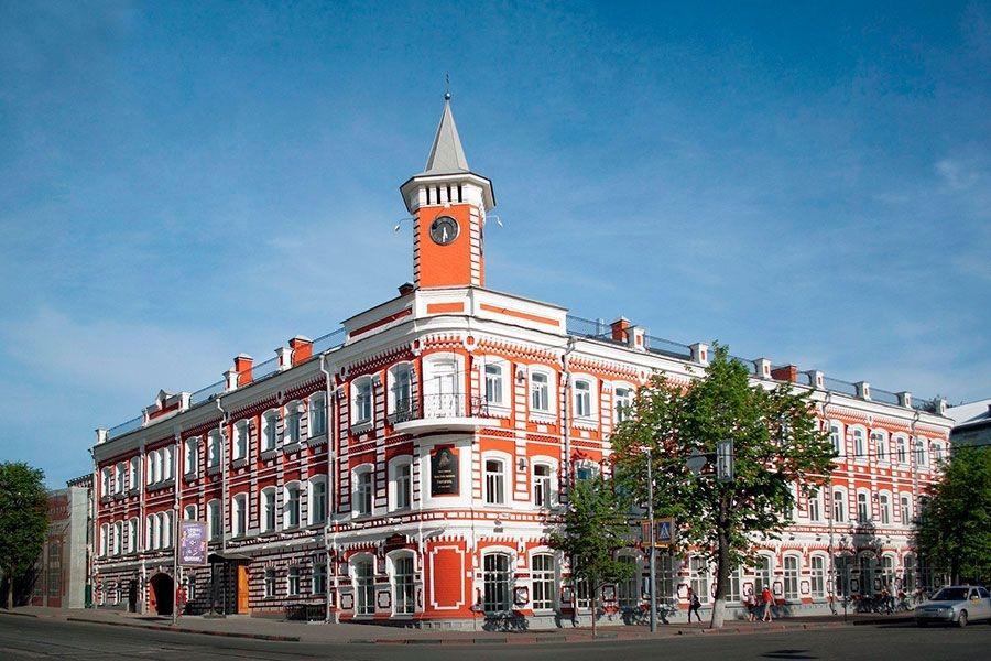 Ульяновск. Портрет города