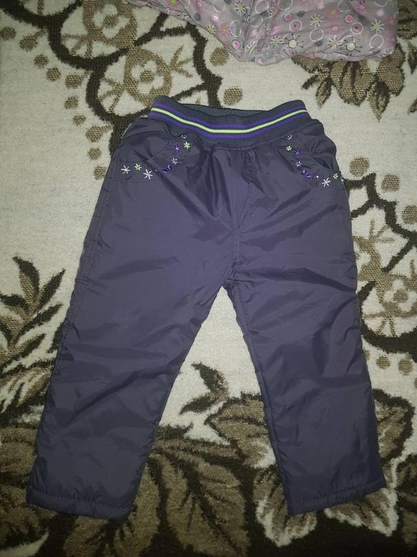 Куртка+штаны, на 1,5-2,5 года. Рост до | Объявления Орска и Новотроицка №28448