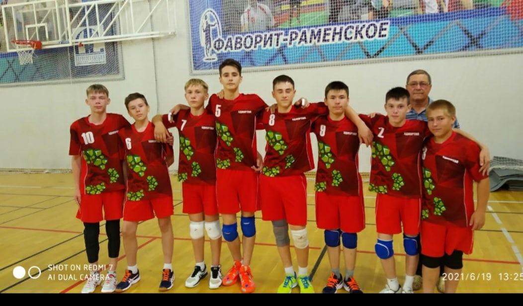 Хорошие новости с волейбольного турнира в Раменском!