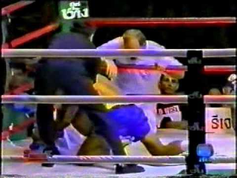 Sakmongkol vs Hippolyte Pattaya 1996