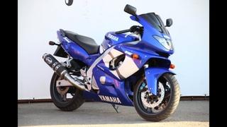 МОТОБАЗА.№ 1787 Yamaha YZF600R Thundercat 2002 год.