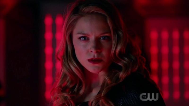 Kara Danvers as SUPERGIRL Melissa Benoist FanVideo