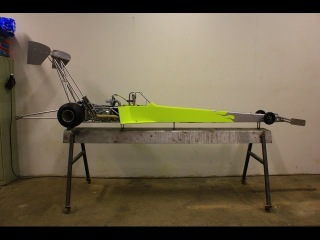 1/3 Scale RC Dragster Pictures