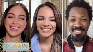 """""""In the Heights"""" Stars Melissa Barrera, Corey Hawkins & Leslie Grace Were Meant for Their Roles"""