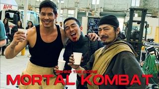 Behind the scene MORTAL KOMBAT