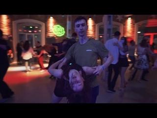 Ipanema Dance #Zouk Party. Andrey Korotaev & Julia Ivanova #Zouk improvisation