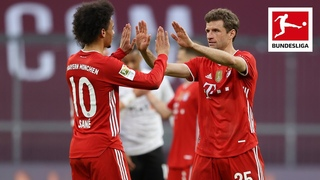 """Assist King Thomas Müller assists with his voice! 🔊 """"LEROY! LEROY!"""" 🗣️"""