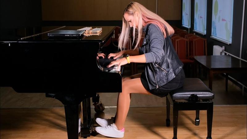 Bon Jovi Livin' On A Prayer Piano cover