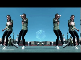 ATC -  Around The World (La La La)🔥 Танцевальный клип Shuffle Dance & Cutting Shapes!