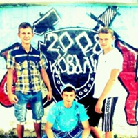Фотография страницы Дмитро Мар'юсіка ВКонтакте