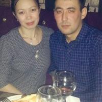 Фотография страницы Дамиры Бекешовой ВКонтакте