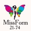 MissForm 21-74/75 Садовод Женская одежда