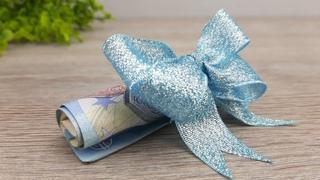 Посмотри, как необычно я подарила Деньги на Свадьбу