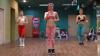BELLY FAT BURNER WORKOUT #9 | 26 Mins Intense Aerobic Workout to Lose Fat at Home | Eva Fitness