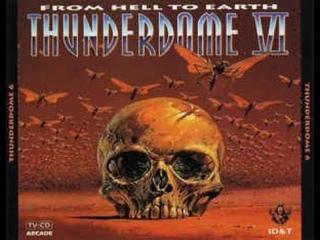 "THUNDERDOME 6 (VI) - FULL ALBUM 155:28 MIN 1994 ""FROM HELL TO EARTH!"" HD HQ HIGH QUALITY CD 1 + CD 2"