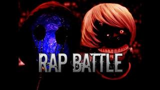 【RAP BATTLE】 Eyeless Jack vs Ken Kaneki (feat. Freshy Kanal)