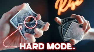 The TOP 3 *MOST DIFFICULT* Expert Level Cardistry Moves!! (in my humble opinion)